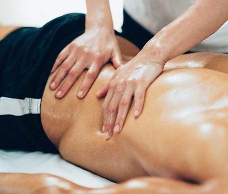 Il massaggio sportivo