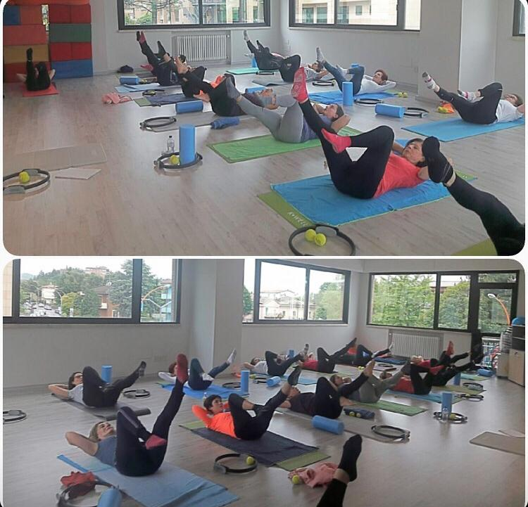 I NOSTRI CORSI: Pilates e Stretch