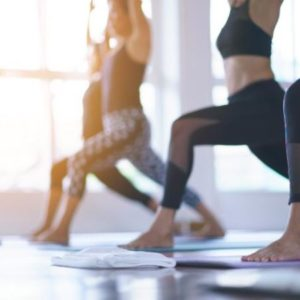 I NOSTRI CORSI: Yoga Pilates